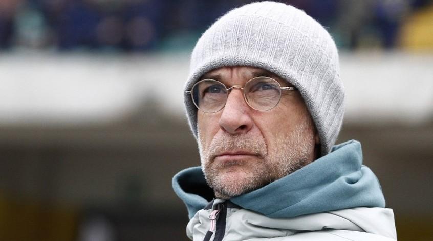 "Gazzetta dello Sport: Баллардини уволен из ""Палермо"""