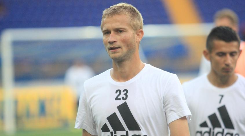 Сергей Люлька продолжит карьеру в Чехии
