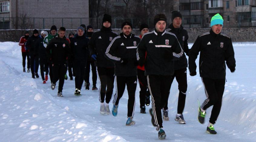 """Горняк-Спорт"" вышел из отпуска (Фото, Видео)"