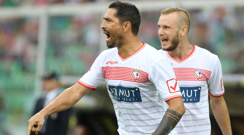 Серия А: Боррьелло поспорил с Виери, что забьёт 15 голов за сезон