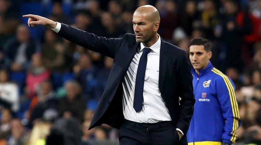 Зинедин Зидан назван лучшим тренером мира по версии IFFHS