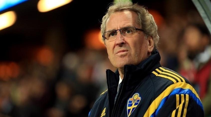 Официально: Эрик Хамрен - главный тренер сборной Исландии