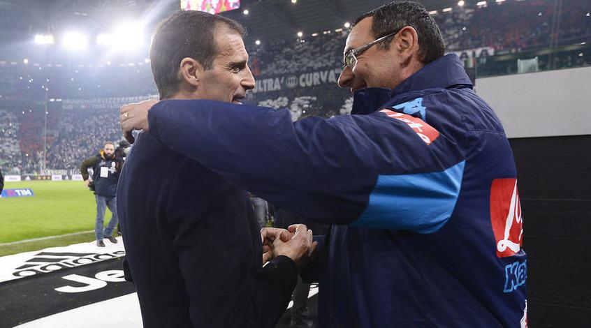 """""""Ювентус"""" - """"Наполи"""" 1:0. Приветствуйте лидера!"""