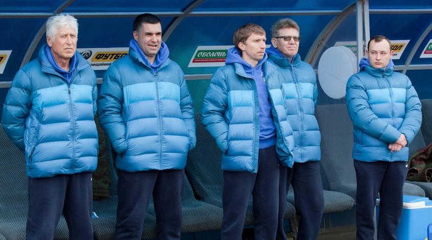 """Дмитрий Есин: """"Если Тищенко и пробовали на позиции форварда, это - не его"""""""