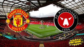 """Лига Европы. """"Манчестер Юнайтед"""" - """"Мидтьюлланд"""" 5:1. Рэшфорд спасает Луи (Видео)"""