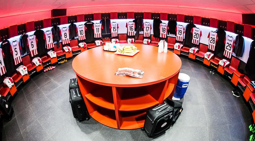 ПСВ стал первым клубом с сезона 2009/10, который после 25-ти туров потерпел только одно поражение