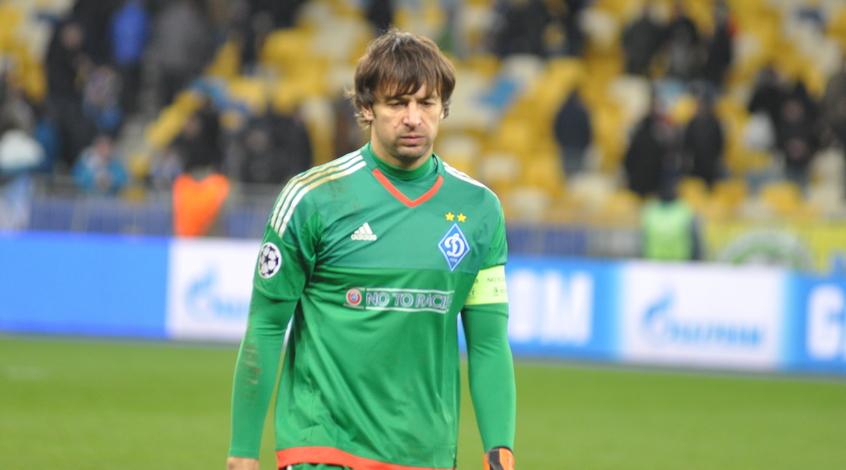 Шовковский повторил рекорд Шелаева по количеству проведённых матчей в элите