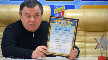 """Володимир Лашкул: """"Черкащина-Академія"""" починає все з початку"""""""