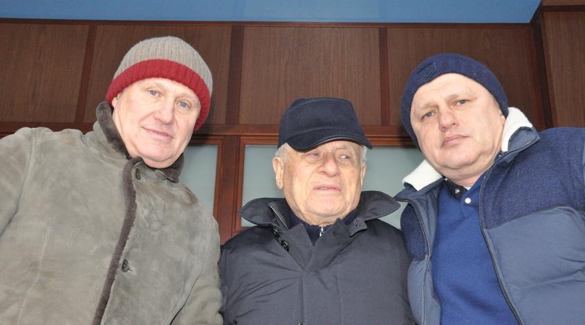 Григорій Суркіс привітав Ігоря Суркіса
