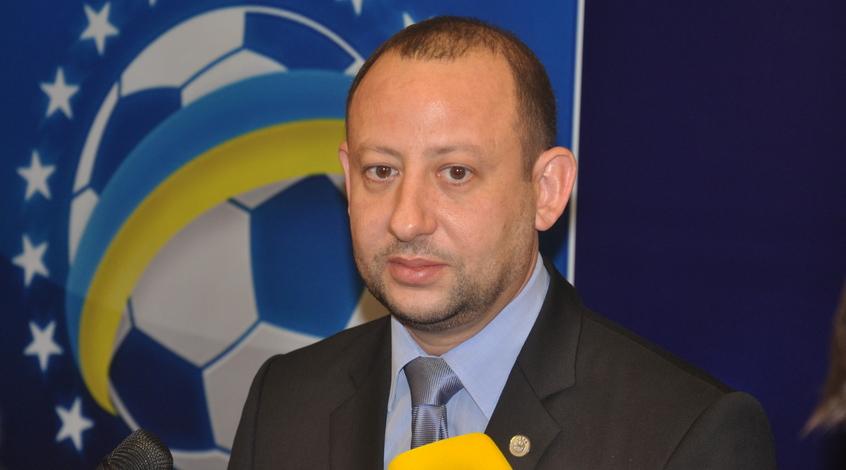 Володимир Генінсон: запропонуємо п'яти клубам  централізувати їх маркетингові права на 4 місяці