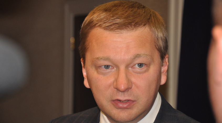 "Сергей Палкин: ""Шахтер"" сильнее ""Динамо"" в три раза"