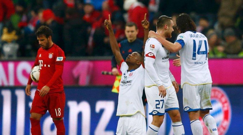"""Коэффициент 4,80 на то что """"Бавария"""" не станет чемпионом Германии"""