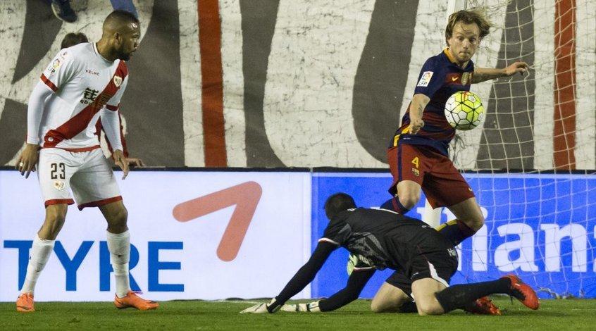 """""""Райо Вальекано"""" - """"Барселона"""" 1:5. Рекорд установили, болельщиков порадовали"""