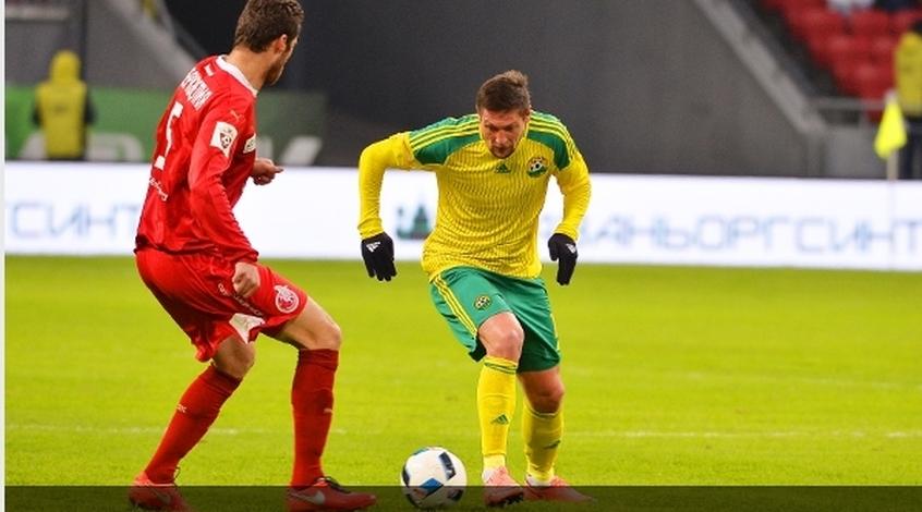Украинцы в России: Селезнев забивает свой первый гол