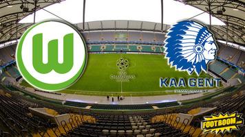 """Лига чемпионов. """"Вольфсбург"""" - """"Гент"""" 1:0. Шюррле ставит точку (Видео)"""