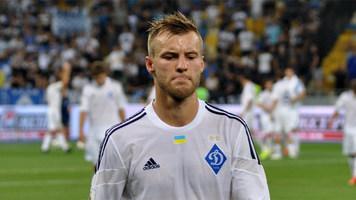 Ярмоленко обошёл Гусейнова в реестре бомбардиров всех чемпионатов Украины