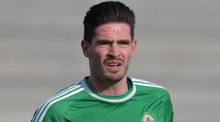 FA наказала форварда сборной Северной Ирландии на 23 тысячи фунтов за сделанную ставку