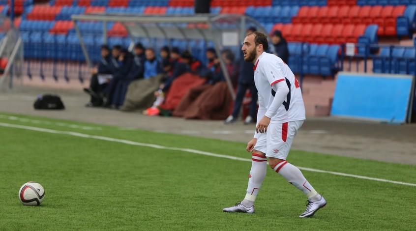 Валериане Гвилия: всегда подчеркивал, что хочу выступать только за национальную сборную Грузии