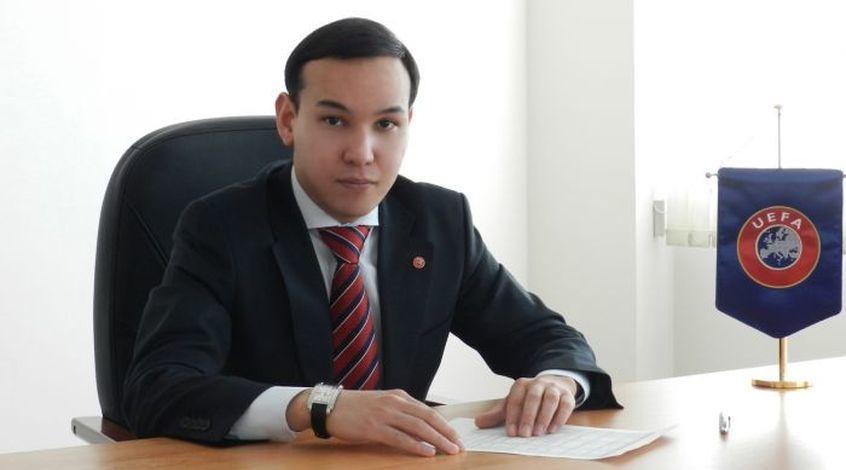 """Олжас Абраев: """"Играть в Алматы будет удобнее всем"""""""