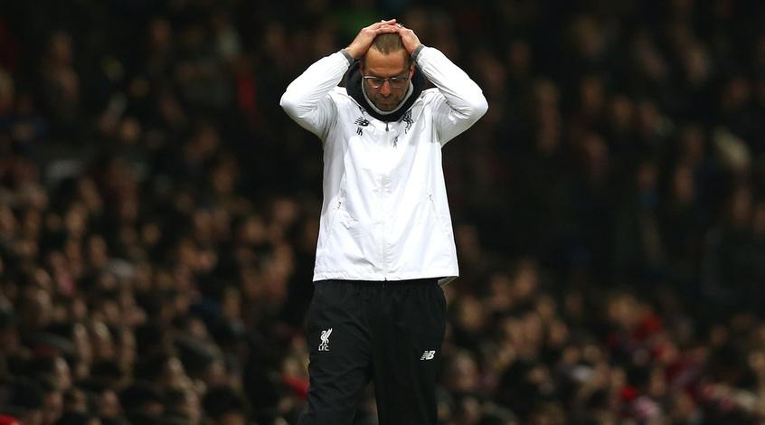 """Манчестер Сити"" - ""Ливерпуль"" 5:0. Наказание за упрямство"