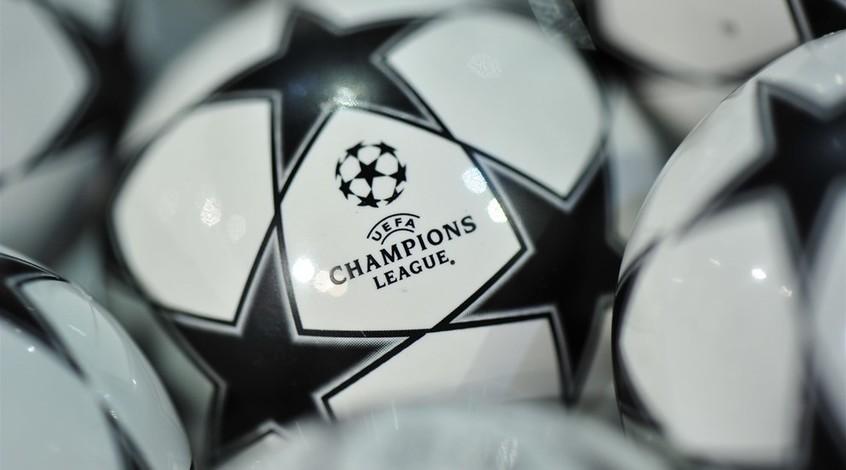Лига чемпионов. Второй раунд. Первые матчи