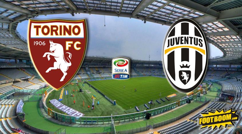 Торино и ювентус
