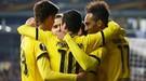 Мхитарян попал в команду недели ответных матчей 1/8 финала Лиги Европы