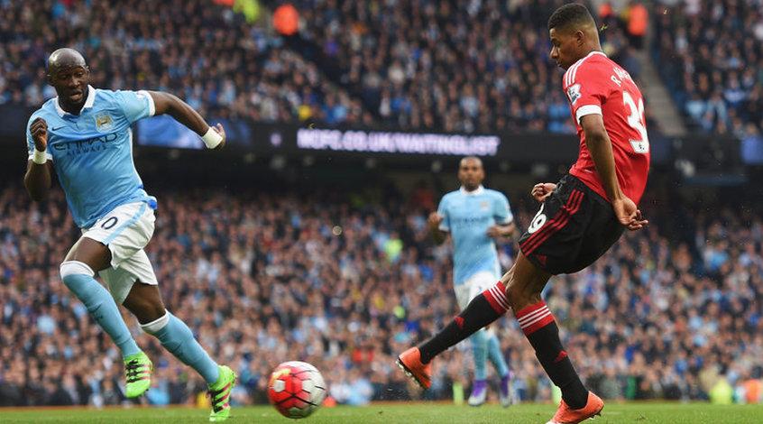 """""""Манчестер Сити"""" - """"Манчестер Юнайтед"""" 0:1. Надежда умирает последней"""
