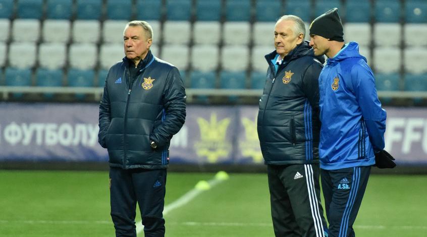 Финал Кубка не сломает планы сборной Украины
