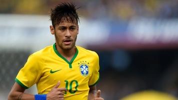 Неймар вошел в тройку лучших бомбардиров сборной Бразилии