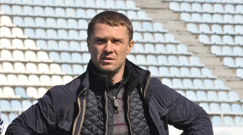 Сергей Ребров: недоволен всей командой