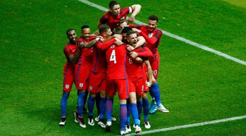 Германия - Англия 2:3. Месть за 1970-й?