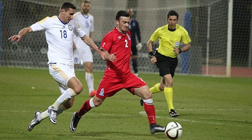 Казахстан – Азербайджан: где смотреть онлайн матч 05.06.2018
