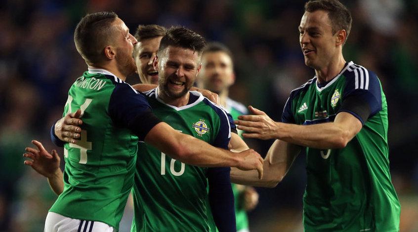 Букмекеры: Северная Ирландия фаворит в матче против Сан-Марино