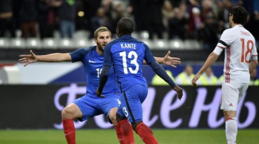 """Франция – Россия 4:2. """"Петушки"""" распетушились!"""