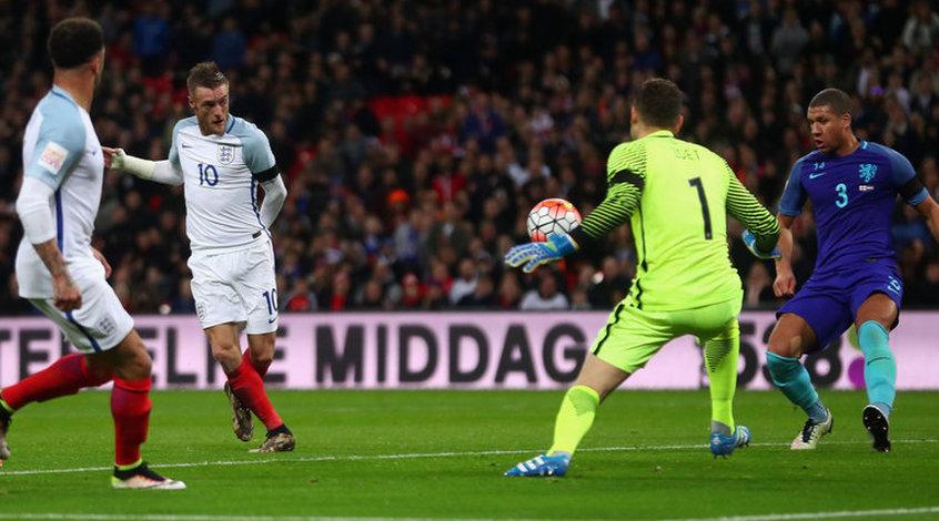 Англия - Голландия 1:2. Шанс для Дринкуотера