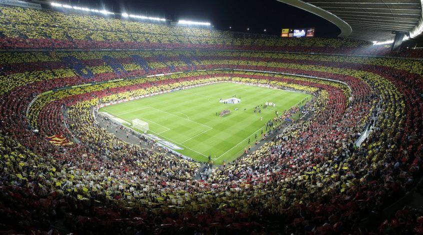 """Средняя цена билета на матч """"Барселона"""" - """"Реал"""" у перекупщиков составляет почти 900 евро"""
