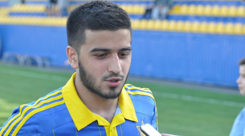 """Бека Вачиберадзе: """"В марте пришел вызов в молодежную сборную Грузии, но я выбрал Украину"""""""