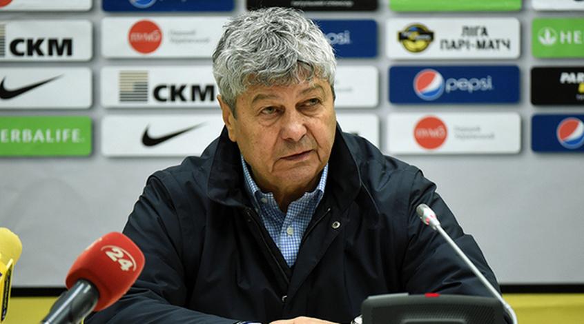 """Мирча Луческу: """"Не очень радуюсь этому результату"""""""