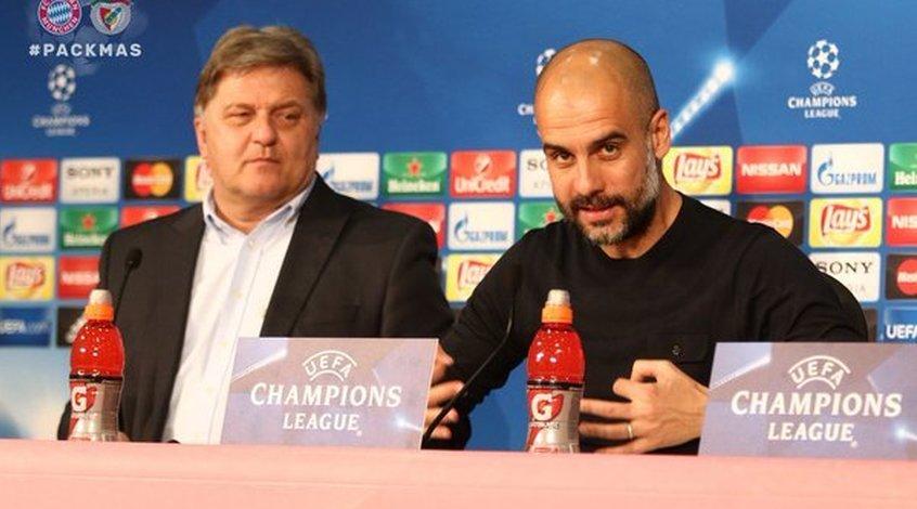 "Хосеп Гвардиола: с ""Манчестер Сити"" я намерен достичь высот ""Барселоны"" и ""Реала"""