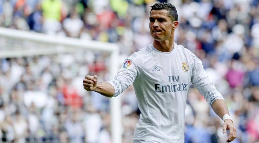 """""""Реал"""" - """"Севилья"""": коэффициент 1,57 на гол Криштиану Роналду"""