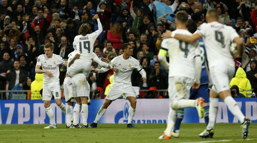 "Букмекеры: ""Реал"" - фаворит в матче за Суперкубок УЕФА"