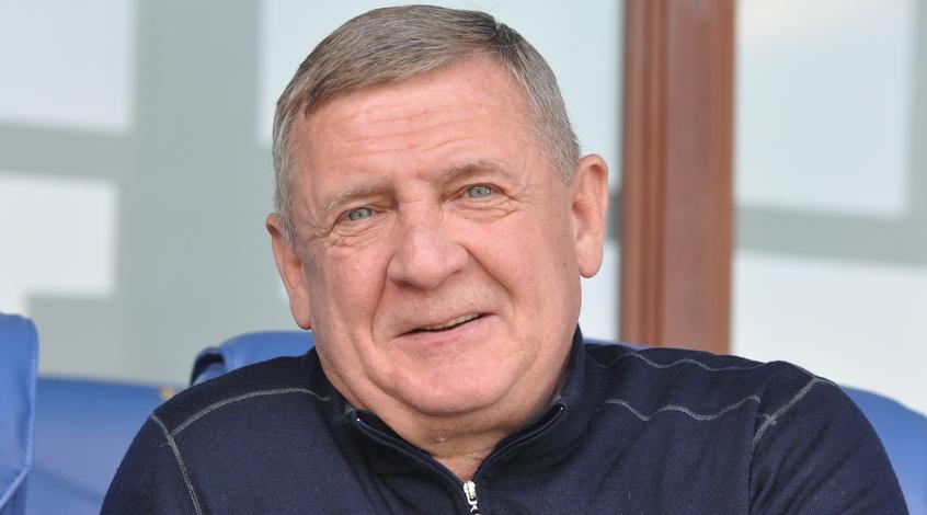 """Владимир Бессонов: """"Днепру"""" еще немного не хватает опыта и силы"""""""