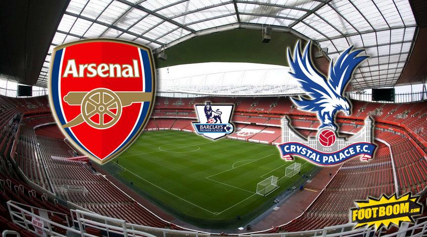Арсенал кристал пэлас 17 апреля 2016 матч