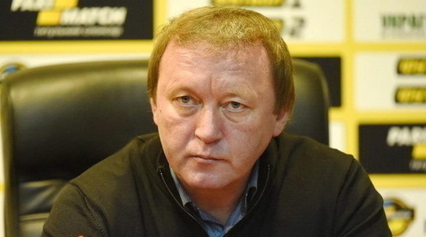 """Владимир Шаран: """"В конце могли завоевать ничью"""""""