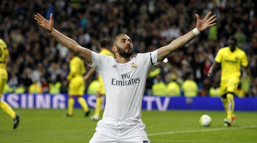 """""""Реал"""" готов продать Карима Бензема за 50 млн.евро"""