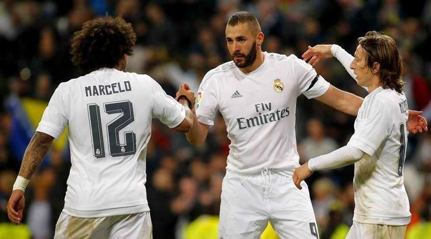 """""""Реал"""" - """"Вильярреал"""" 3:0. Обыденность"""
