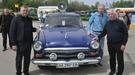 Мунтян и Бессонов посетили выставку ретро машин (+ Фото)