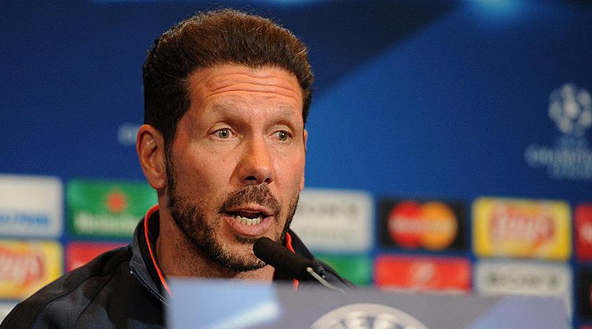 """Диего Симеоне: """"Многие игроки """"Барселоны"""" делают то же, что и Коста, но их не удаляют"""""""