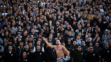 """Фанаты """"Партизана"""" напали на генерального директора клуба (+ Видео)"""